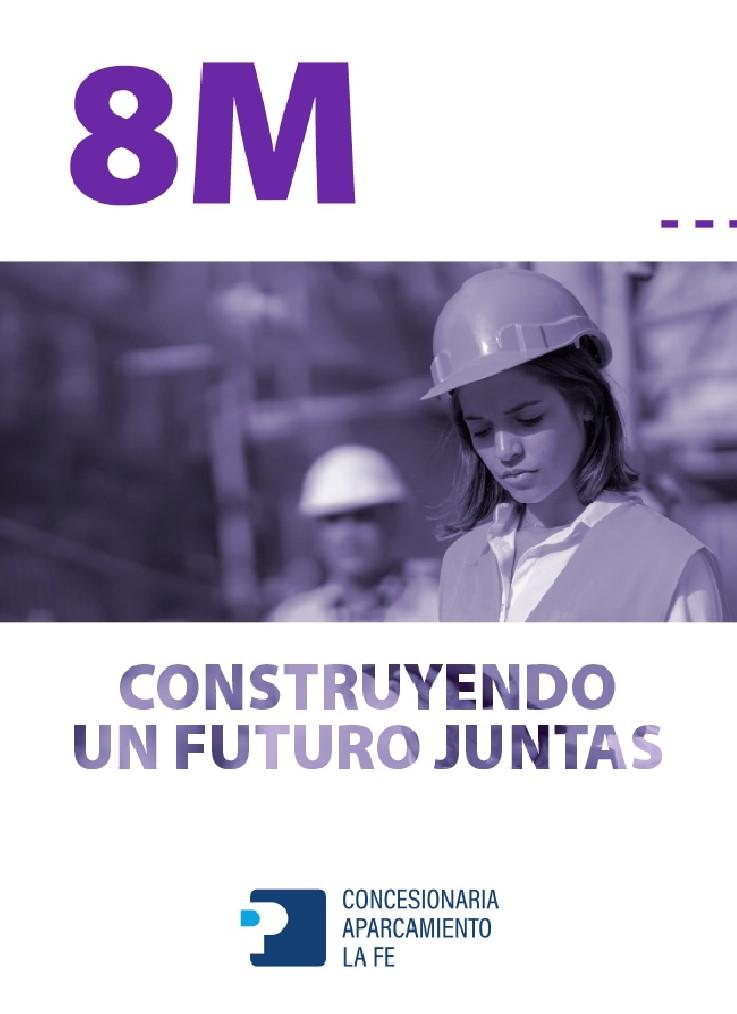 """8 MARÇ """"CONSTRUINT UN FUTUR JUNTES"""""""